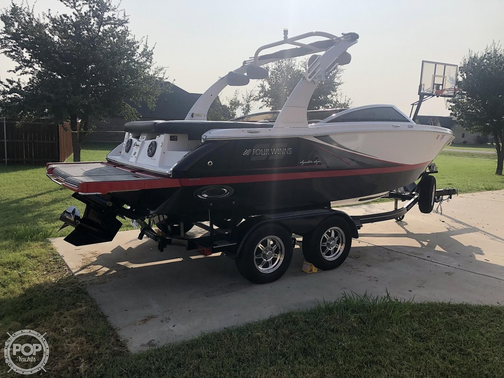2016 Four Winns boat for sale, model of the boat is H210 Signature Series & Image # 11 of 40
