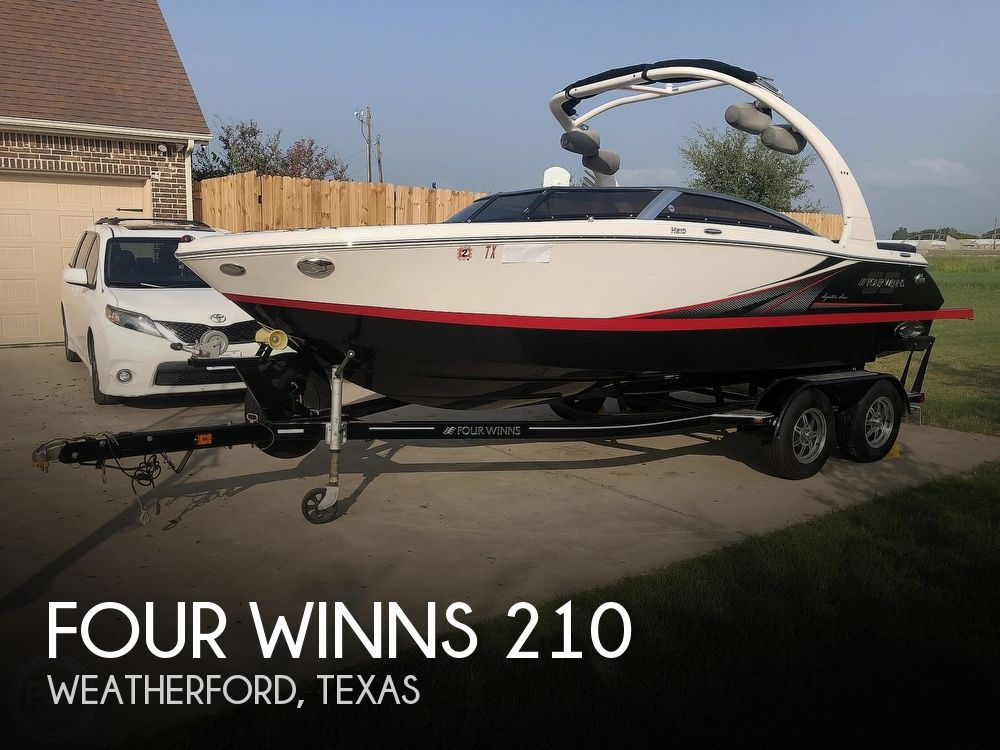 2016 Four Winns boat for sale, model of the boat is H210 Signature Series & Image # 1 of 40