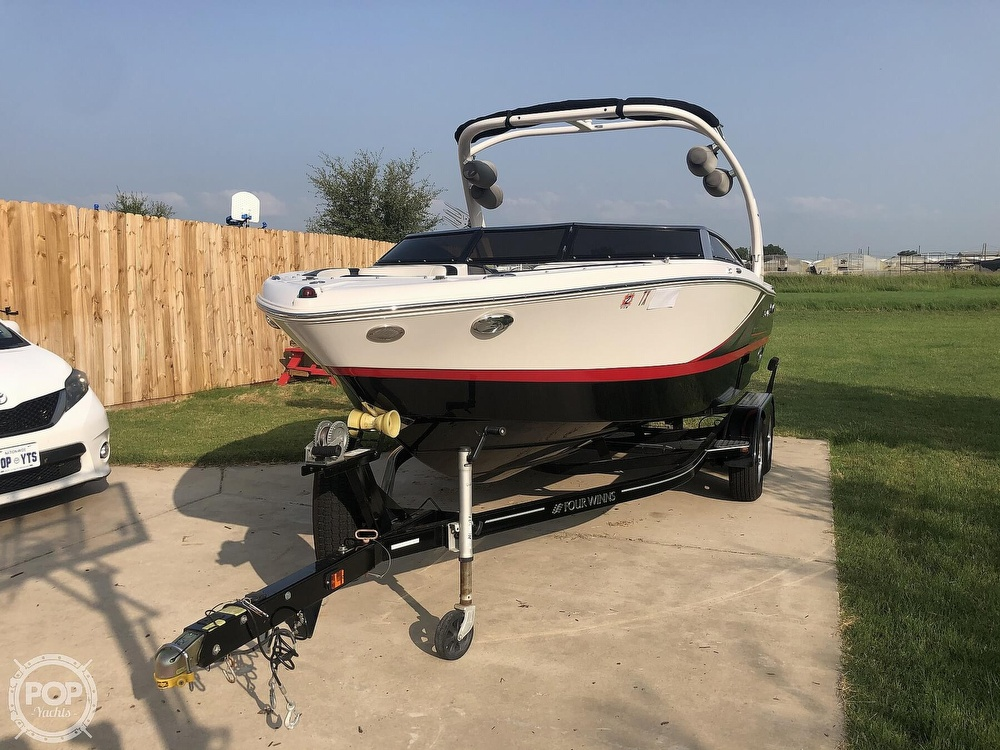 2016 Four Winns boat for sale, model of the boat is H210 Signature Series & Image # 18 of 40