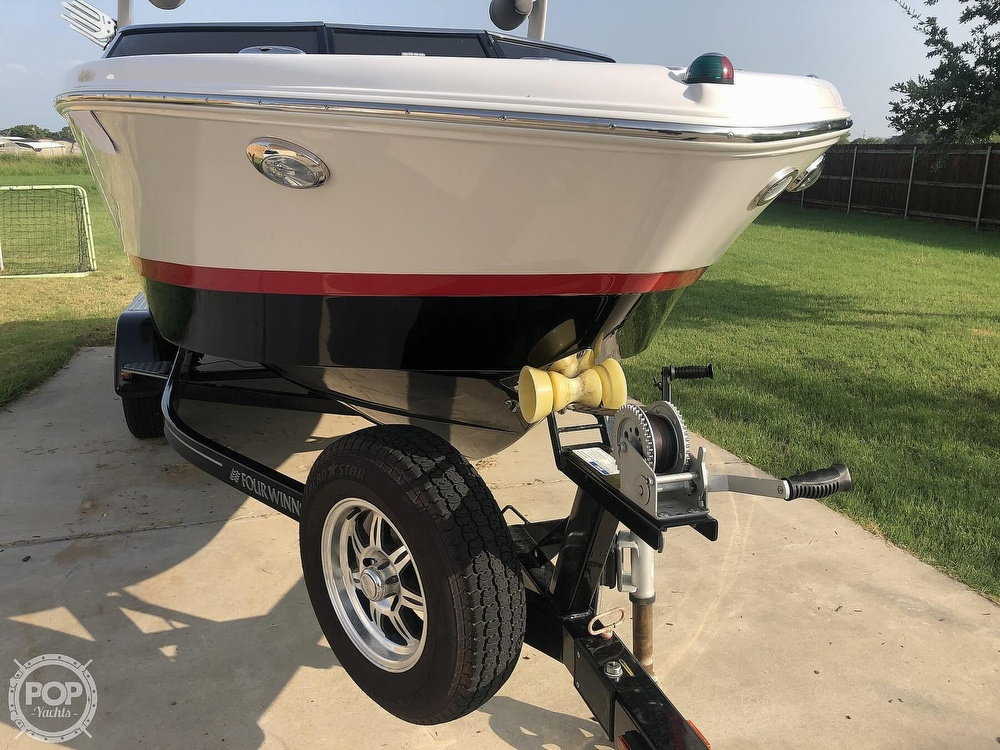 2016 Four Winns boat for sale, model of the boat is H210 Signature Series & Image # 21 of 40