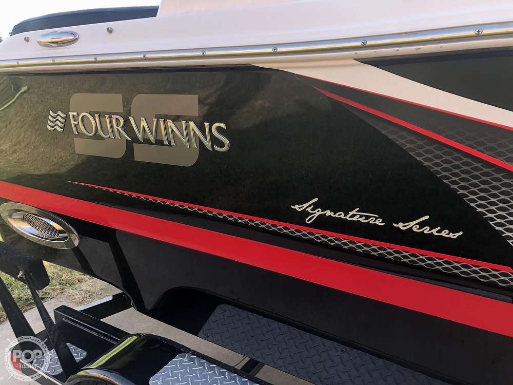 2016 Four Winns boat for sale, model of the boat is H210 Signature Series & Image # 25 of 40