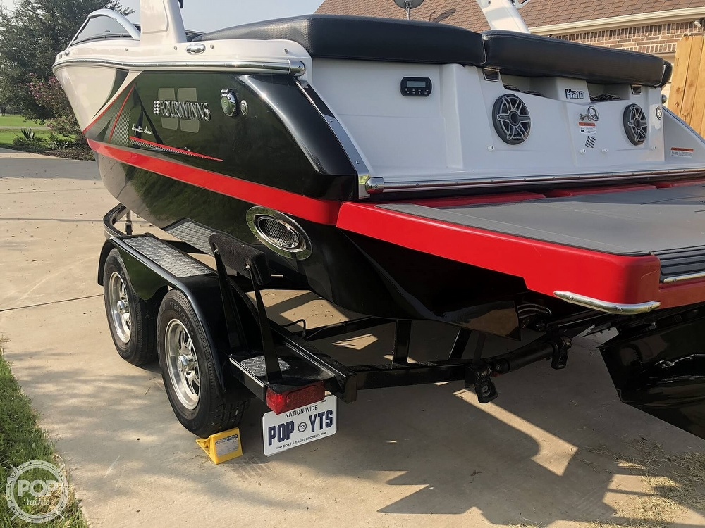 2016 Four Winns boat for sale, model of the boat is H210 Signature Series & Image # 39 of 40