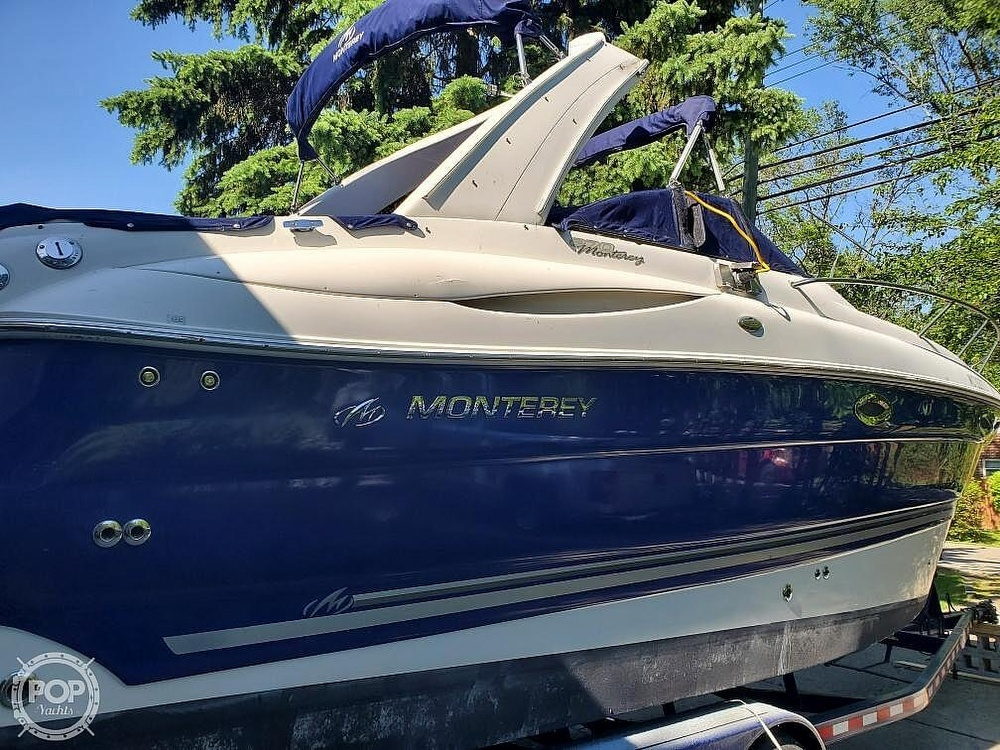 2005 Monterey boat for sale, model of the boat is 270 & Image # 2 of 2