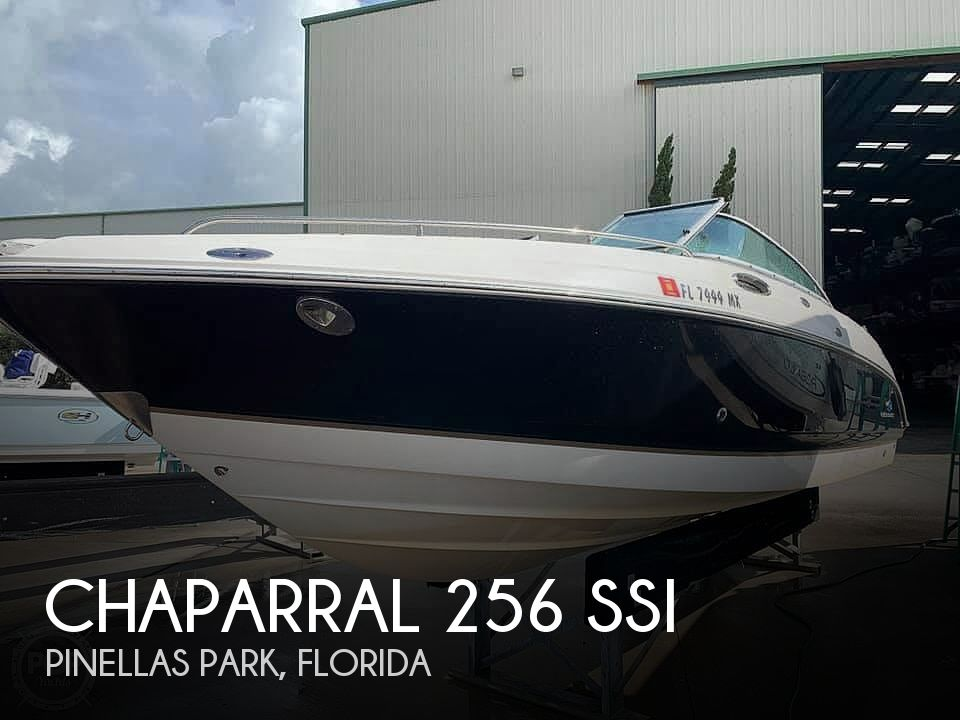 Used Chaparral 256 SSI Boats For Sale by owner | 2005 Chaparral 256 Ssi