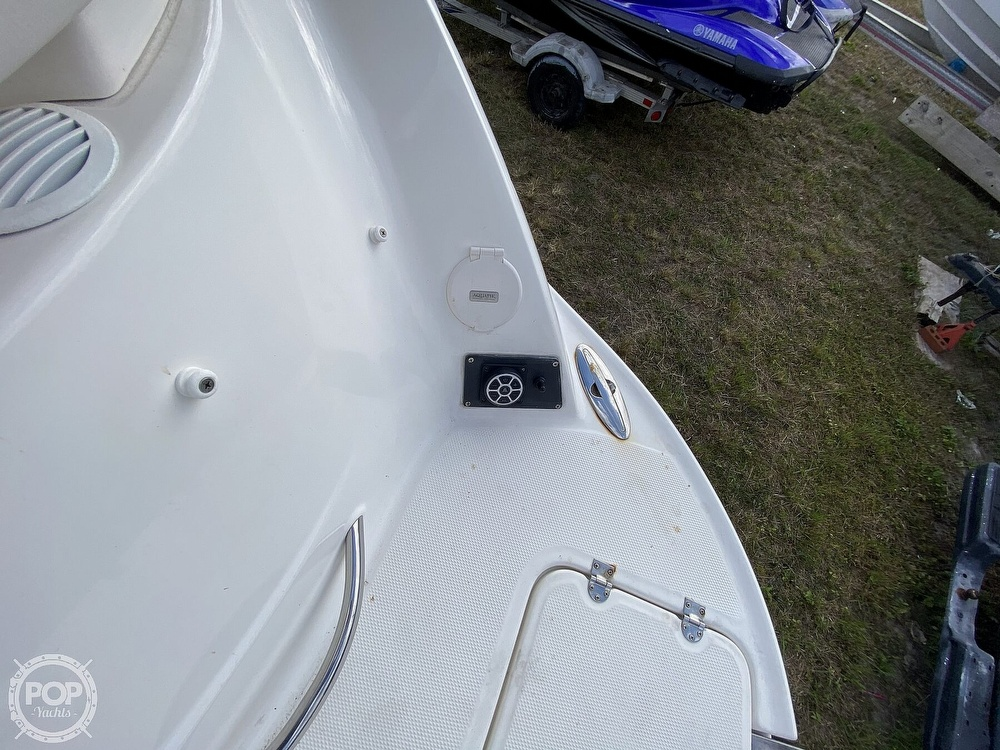 2005 Chaparral boat for sale, model of the boat is 256 SSi & Image # 34 of 40