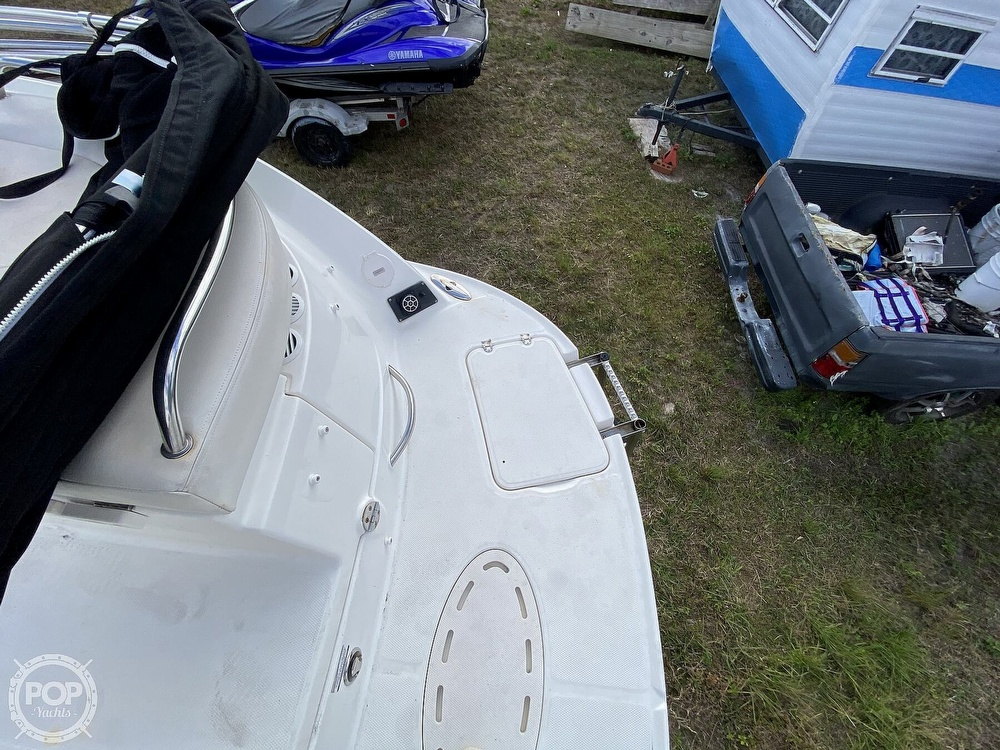 2005 Chaparral boat for sale, model of the boat is 256 SSi & Image # 36 of 40