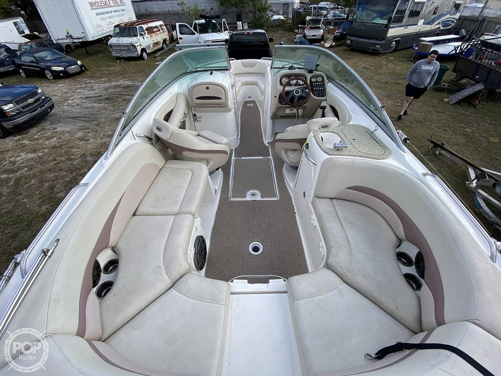 2005 Chaparral boat for sale, model of the boat is 256 SSi & Image # 38 of 40