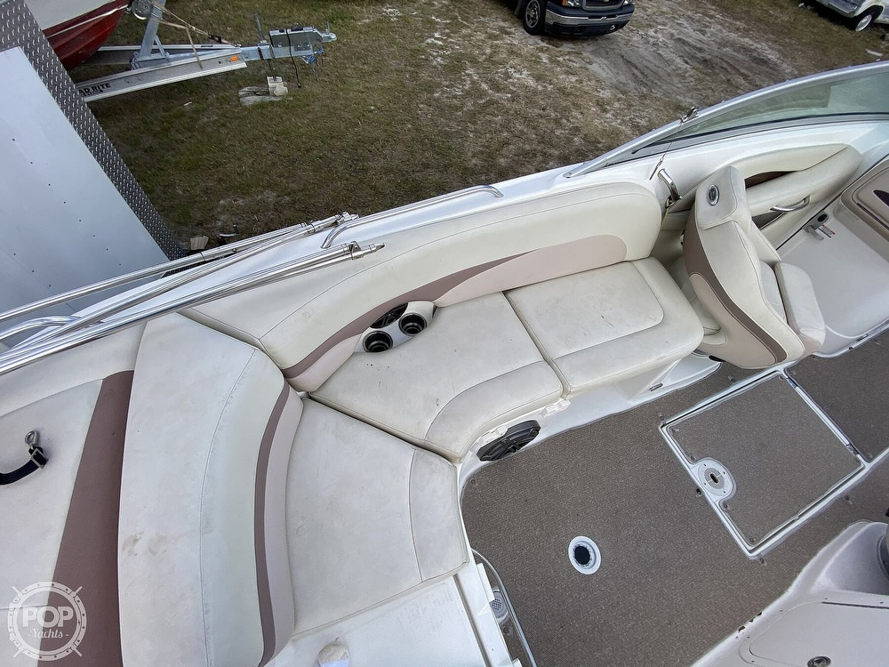 2005 Chaparral boat for sale, model of the boat is 256 SSi & Image # 39 of 40