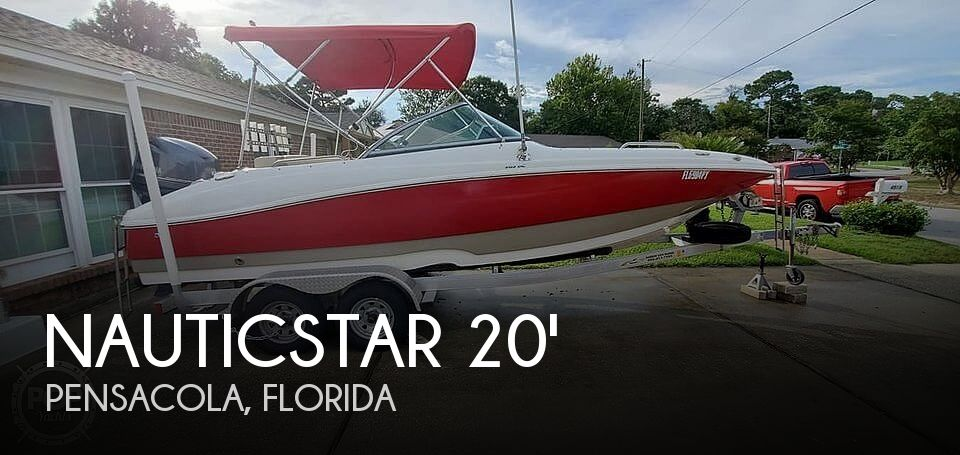Used NauticStar Deck Boats For Sale in Florida by owner | 2014 NauticStar 203 Dc Sportdeck