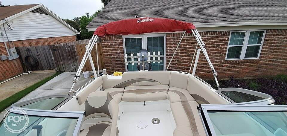 2014 Nautic Star boat for sale, model of the boat is 203 DC Sportdeck & Image # 6 of 41