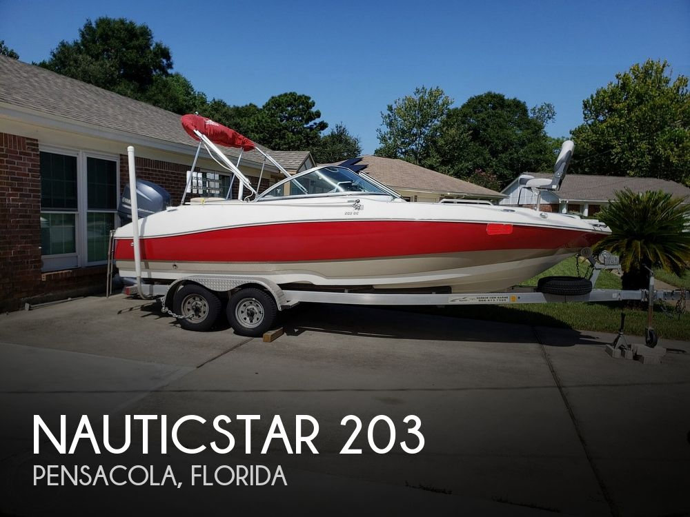 2014 Nautic Star boat for sale, model of the boat is 203 DC Sportdeck & Image # 1 of 41