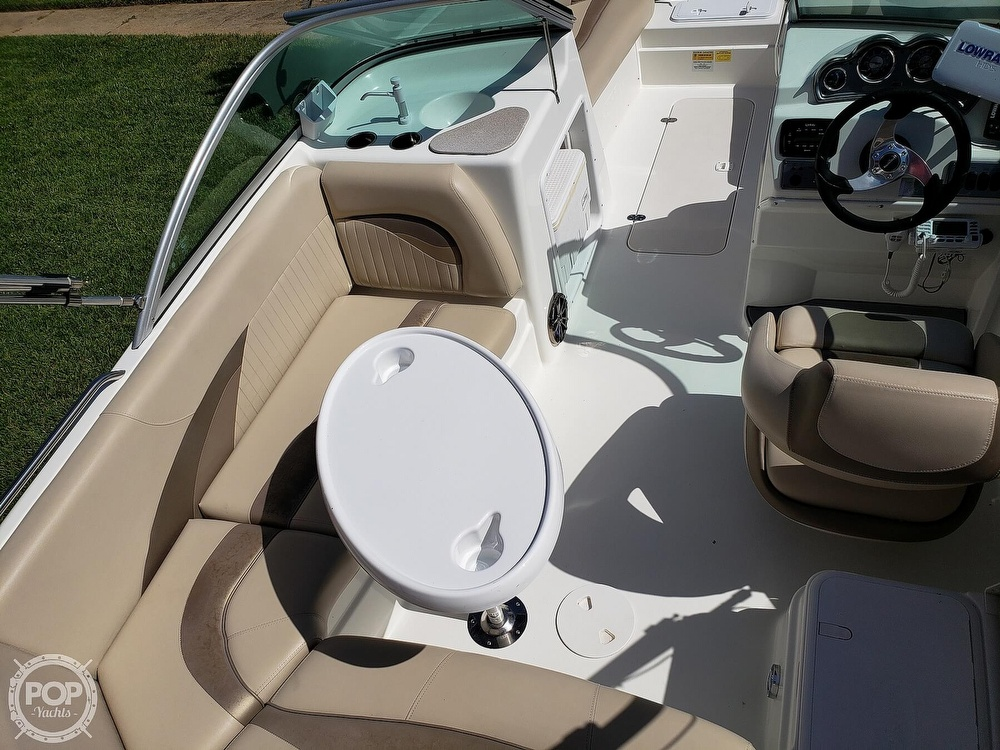 2014 Nautic Star boat for sale, model of the boat is 203 DC Sportdeck & Image # 13 of 41