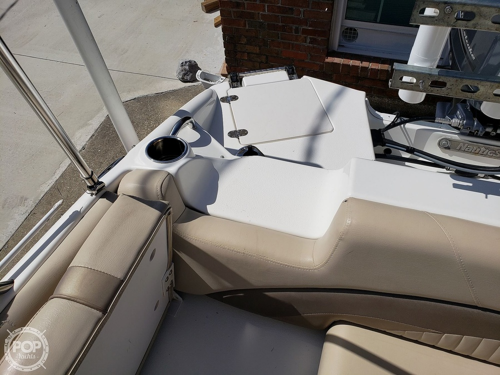 2014 Nautic Star boat for sale, model of the boat is 203 DC Sportdeck & Image # 15 of 41