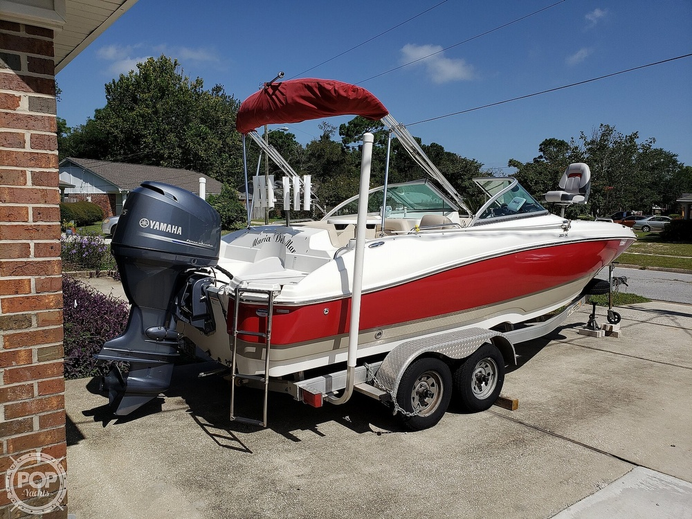 2014 Nautic Star boat for sale, model of the boat is 203 DC Sportdeck & Image # 2 of 41