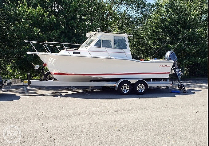 2019 North Coast boat for sale, model of the boat is 235 HT & Image # 8 of 40