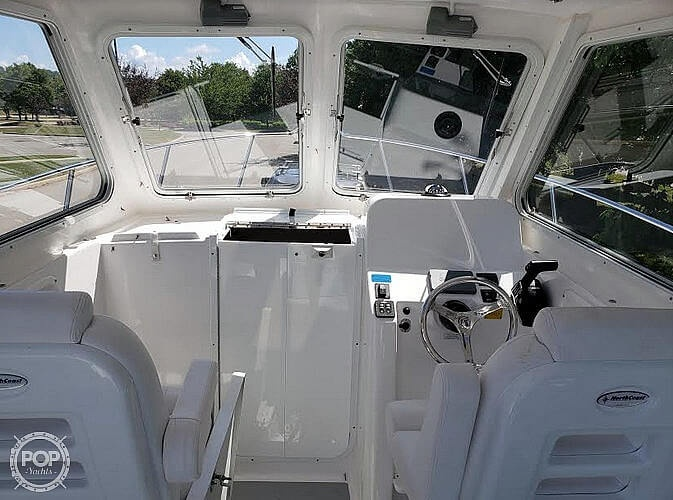2019 North Coast boat for sale, model of the boat is 235 HT & Image # 9 of 40