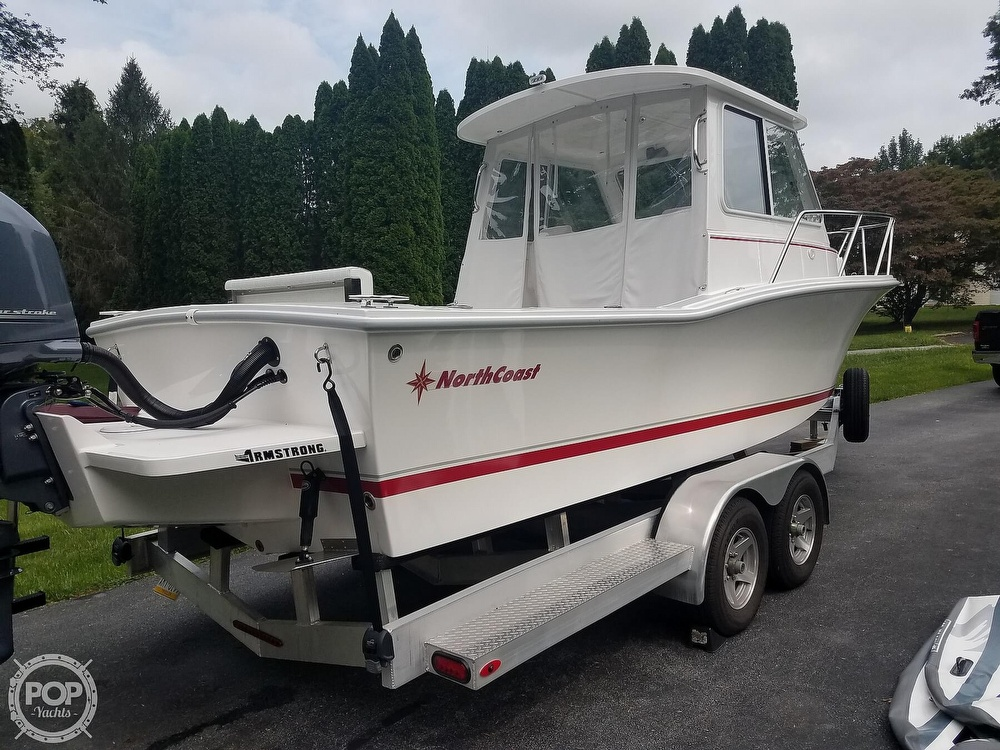 2019 North Coast boat for sale, model of the boat is 235 HT & Image # 10 of 40