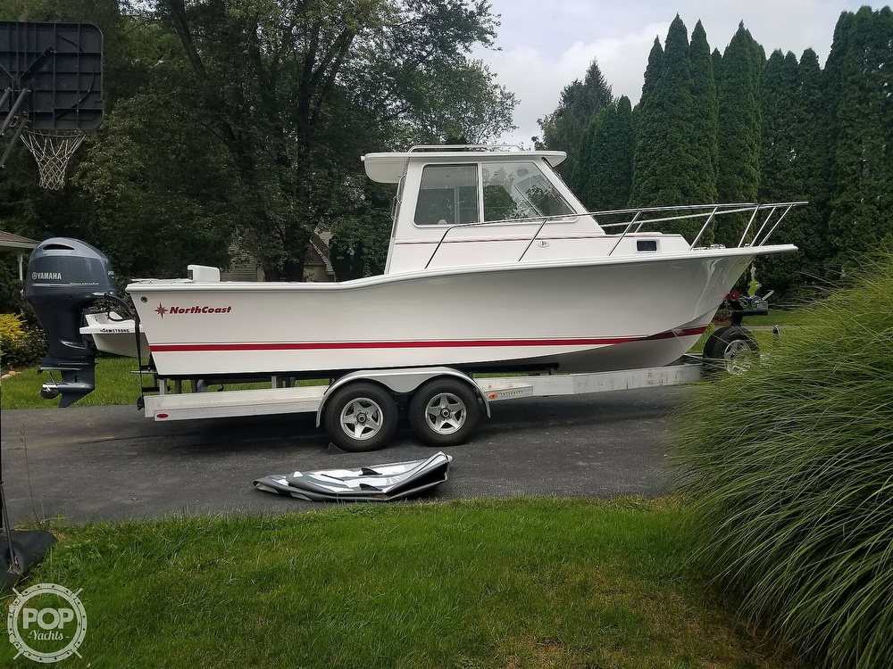 2019 North Coast boat for sale, model of the boat is 235 HT & Image # 11 of 40