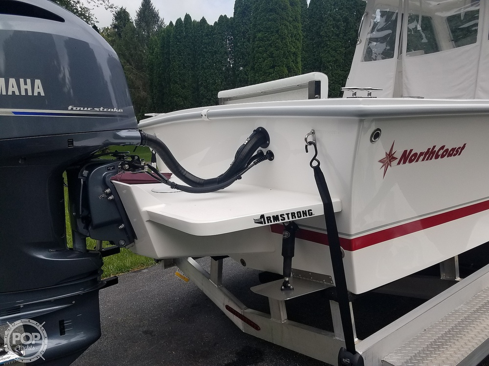 2019 North Coast boat for sale, model of the boat is 235 HT & Image # 13 of 40