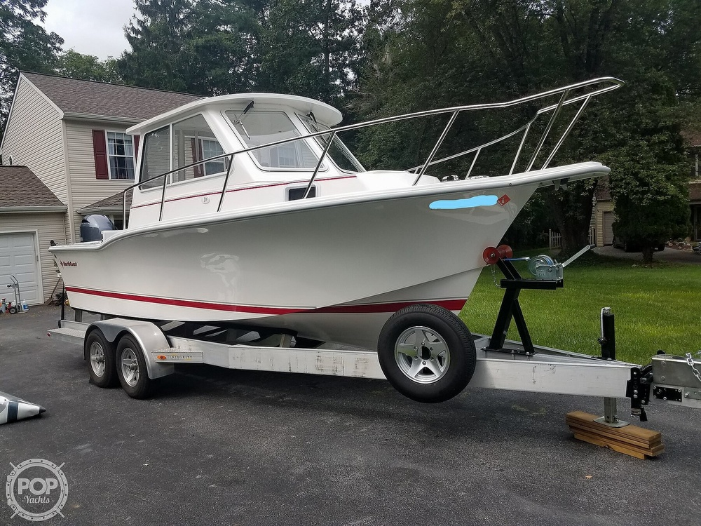 2019 North Coast boat for sale, model of the boat is 235 HT & Image # 4 of 40