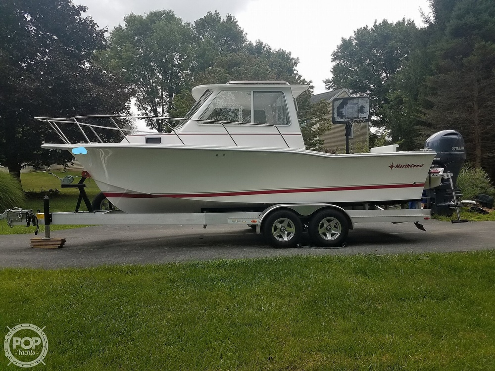 2019 North Coast boat for sale, model of the boat is 235 HT & Image # 2 of 40