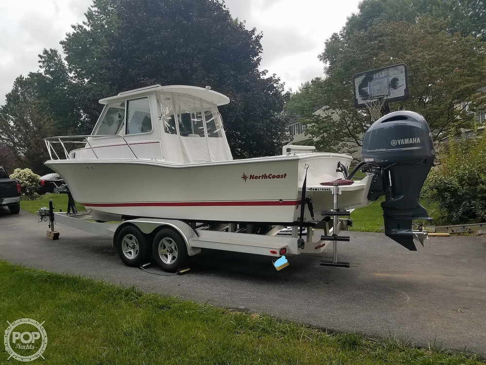 2019 North Coast boat for sale, model of the boat is 235 HT & Image # 5 of 40