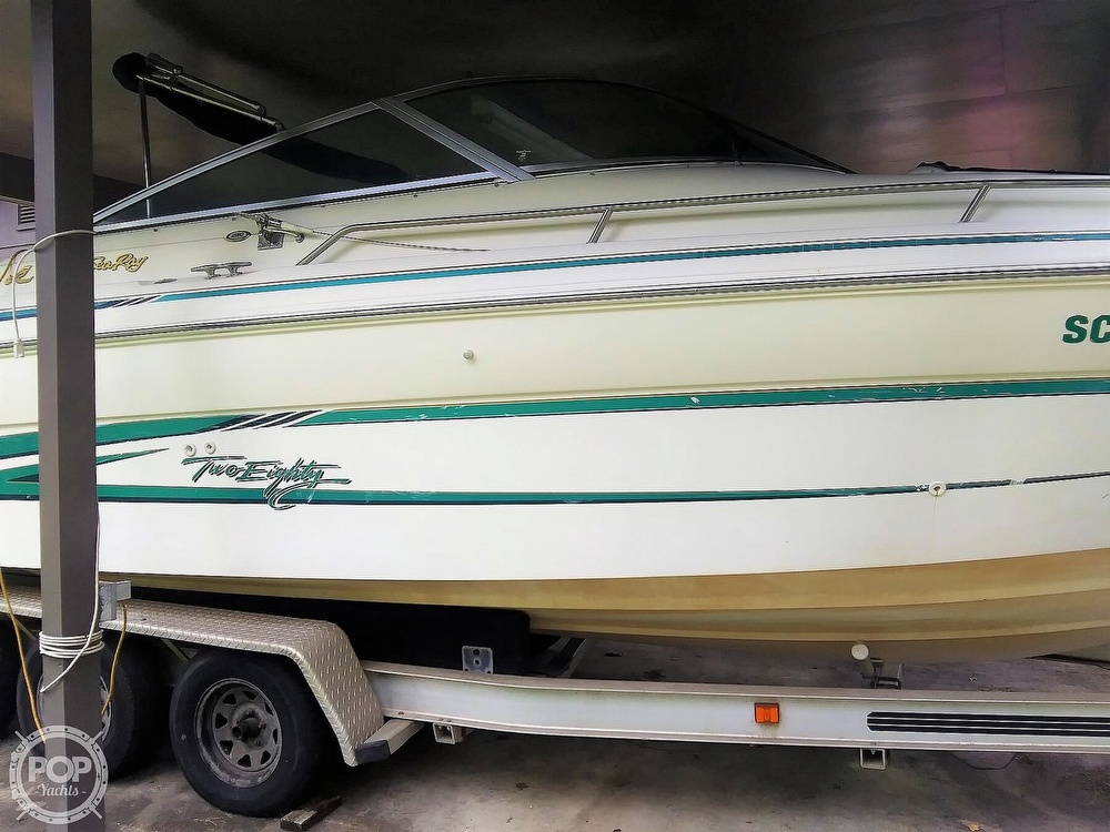 1999 Sea Ray boat for sale, model of the boat is 280 BR & Image # 9 of 40
