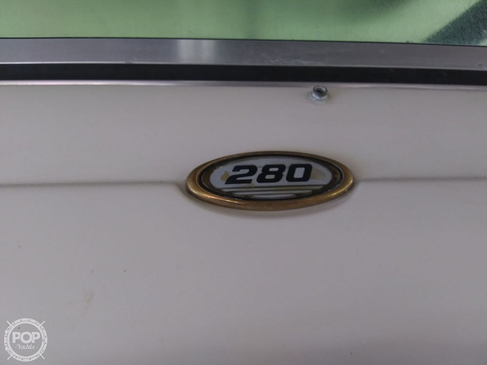 1999 Sea Ray boat for sale, model of the boat is 280 BR & Image # 27 of 40