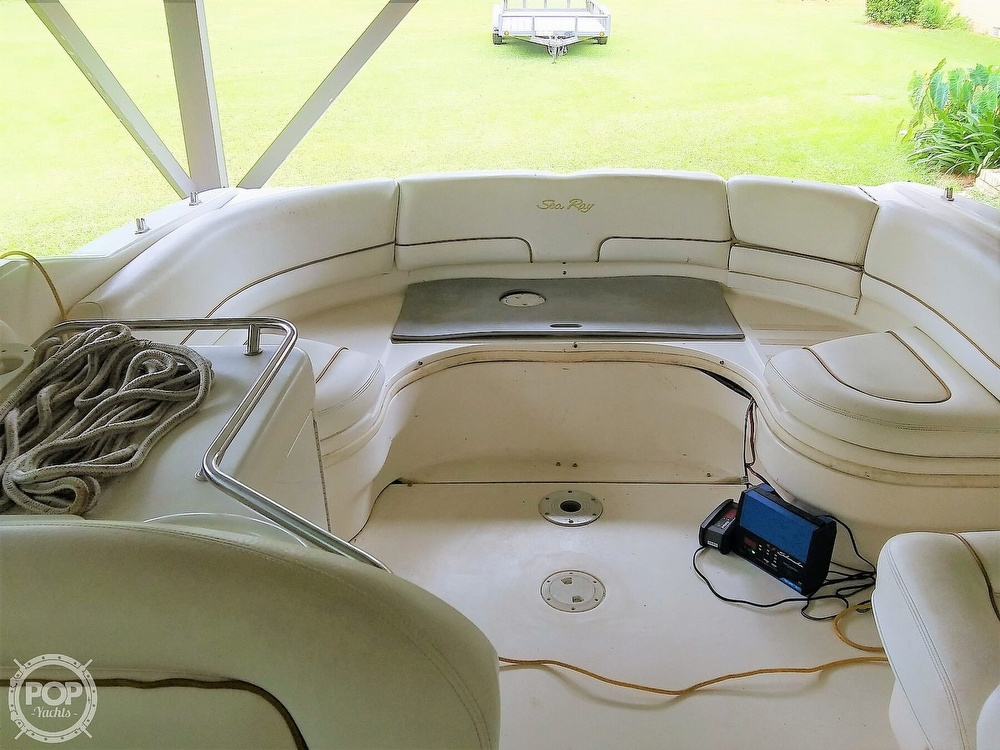 1999 Sea Ray boat for sale, model of the boat is 280 BR & Image # 33 of 40