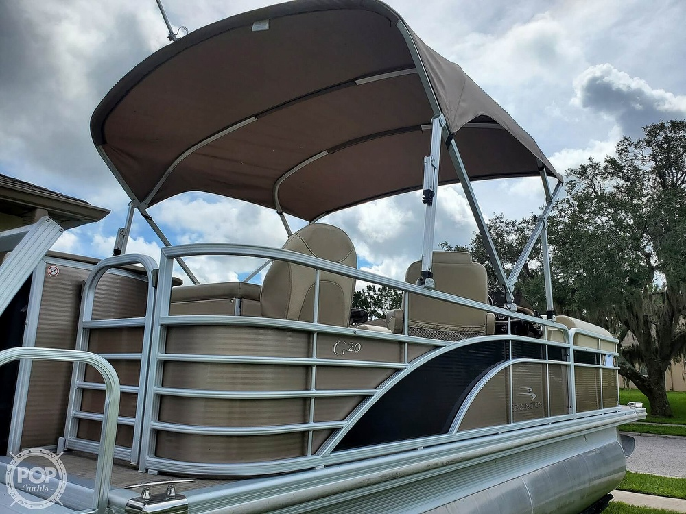 2015 Bennington boat for sale, model of the boat is 2075 GS Saltwater Series & Image # 34 of 40
