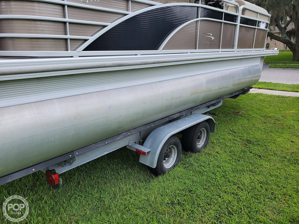 2015 Bennington boat for sale, model of the boat is 2075 GS Saltwater Series & Image # 35 of 40
