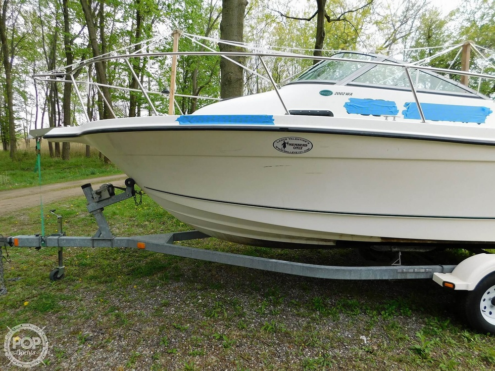 2005 Bayliner boat for sale, model of the boat is Trophy 2002 WA & Image # 19 of 40
