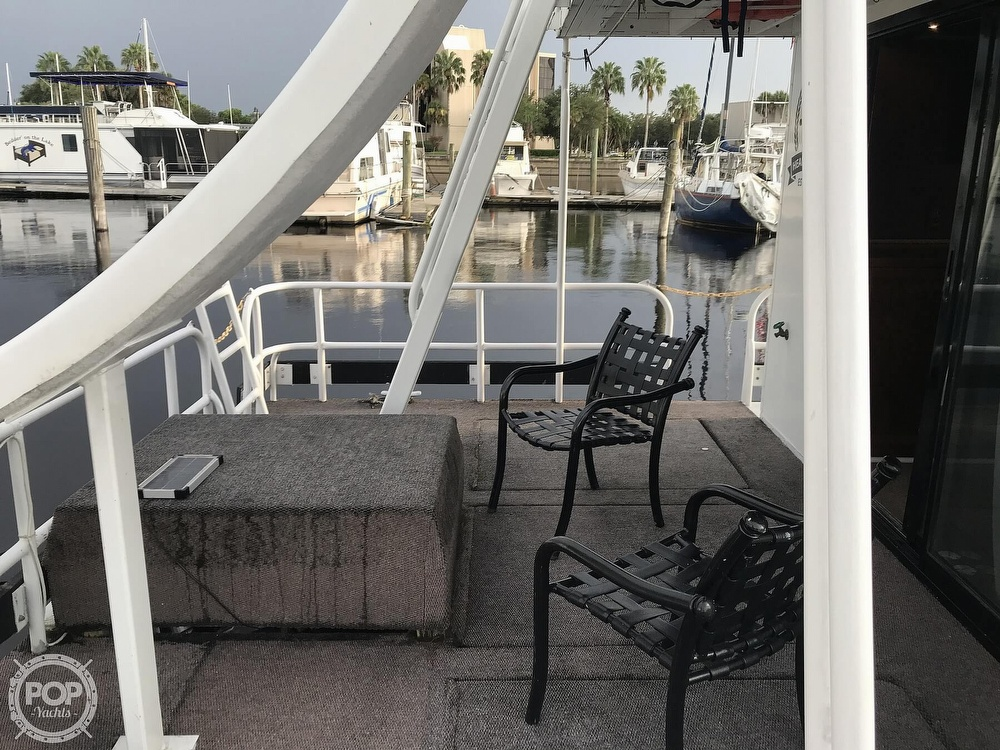 1987 Stardust Cruiser boat for sale, model of the boat is 15 x 52 & Image # 7 of 41