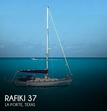 Used Sailboats For Sale in Houston, Texas by owner | 1977 Rafiki 37