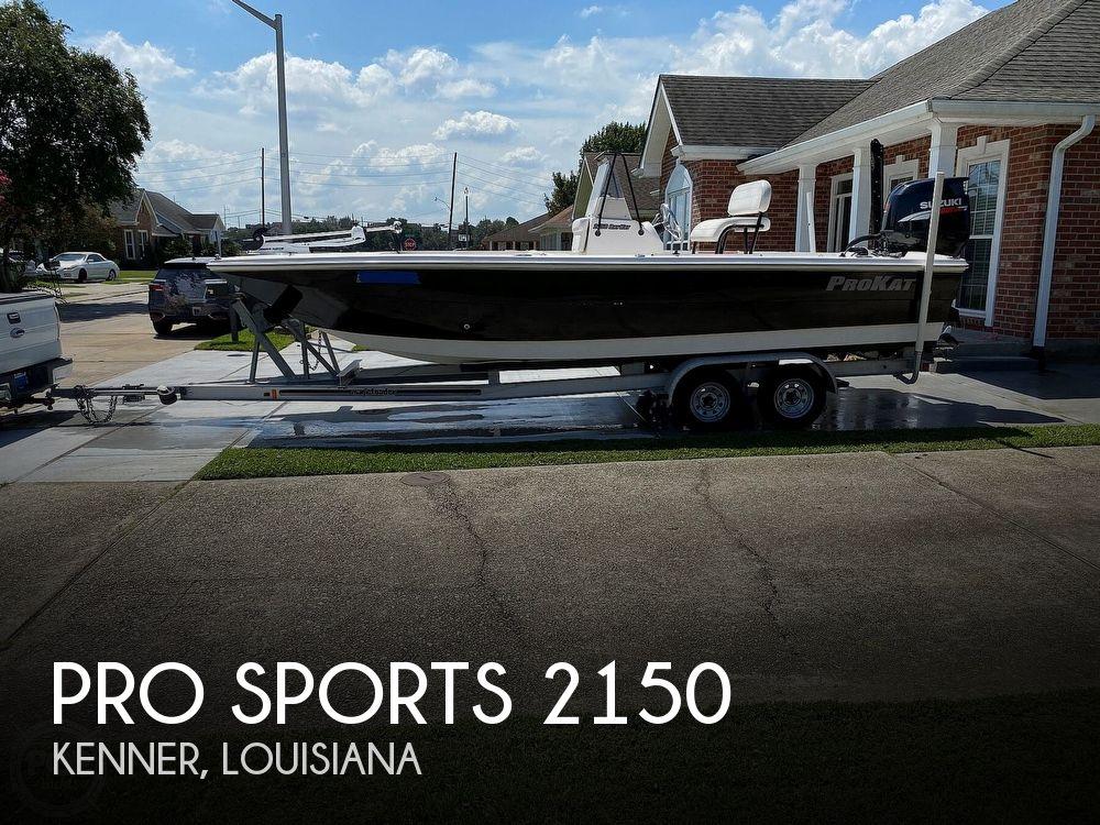 2007 Prokat boat for sale, model of the boat is 2150 Bay Kat & Image # 1 of 41
