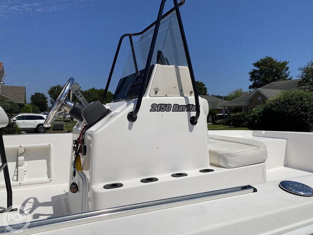 2007 Prokat boat for sale, model of the boat is 2150 Bay Kat & Image # 39 of 41