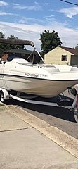 1999 Bayliner boat for sale, model of the boat is Rendezvous & Image # 12 of 13