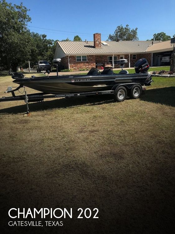Used Champion Boats For Sale by owner | 1996 Champion 20'