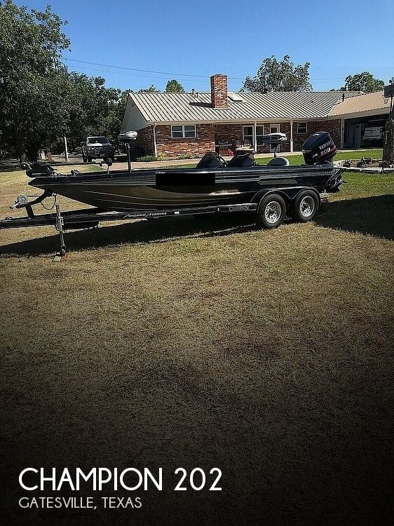 1996 CHAMPION 202 for sale
