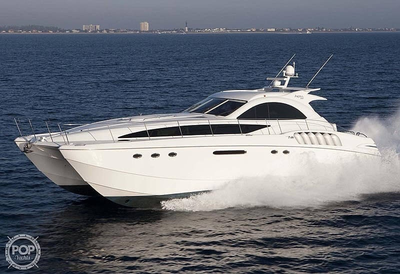 2010 Axcell Yachts boat for sale, model of the boat is 650 & Image # 2 of 40