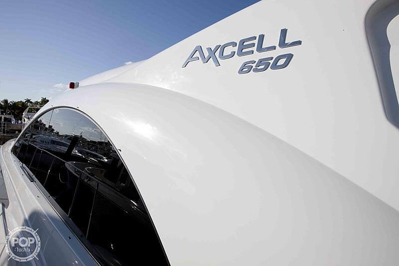 2010 Axcell Yachts boat for sale, model of the boat is 650 & Image # 7 of 40