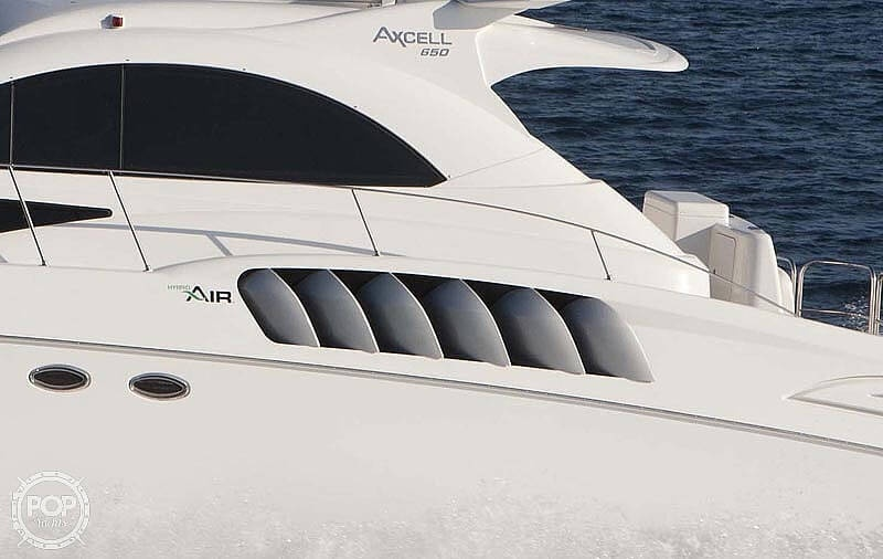 2010 Axcell Yachts boat for sale, model of the boat is 650 & Image # 8 of 40