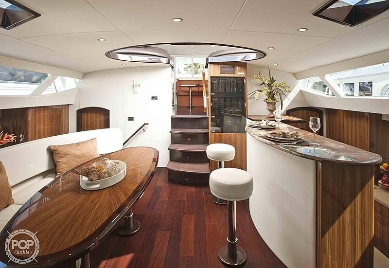 2010 Axcell Yachts boat for sale, model of the boat is 650 & Image # 12 of 40