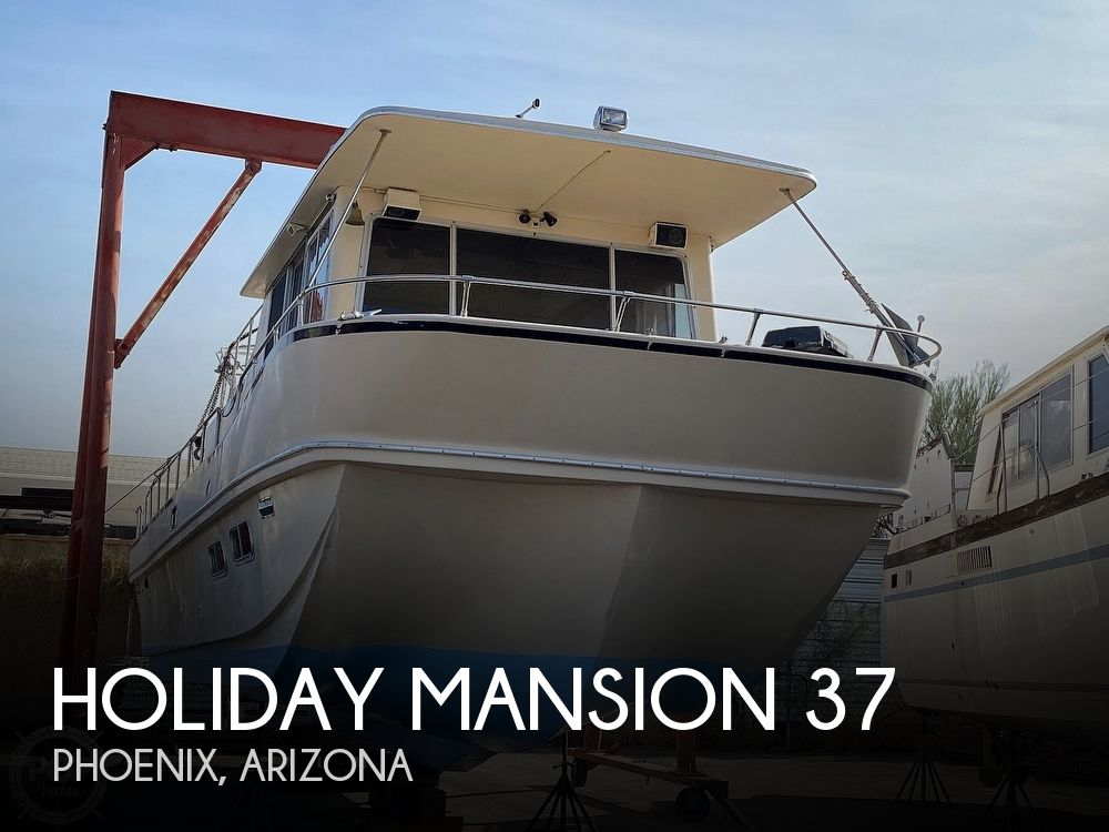 1984 Holiday Mansion boat for sale, model of the boat is Barracuda 36 & Image # 1 of 40