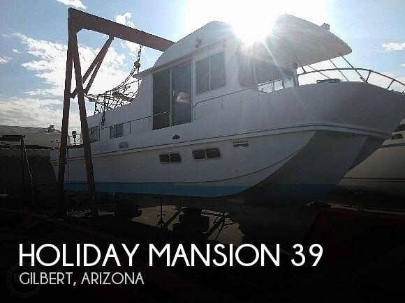 1984 Holiday Mansion boat for sale, model of the boat is Barracuda 39 & Image # 1 of 40