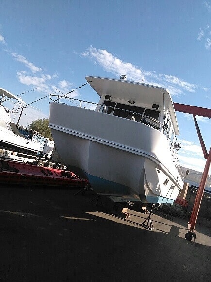 1984 Holiday Mansion boat for sale, model of the boat is Barracuda 39 & Image # 23 of 40