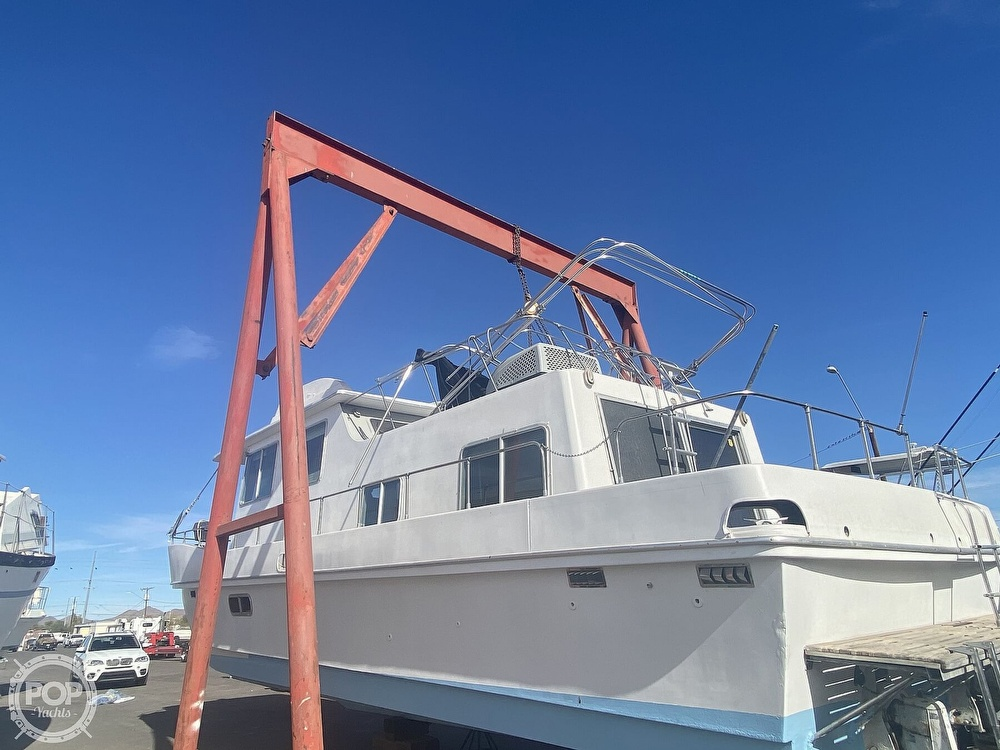 1984 Holiday Mansion boat for sale, model of the boat is Barracuda 39 & Image # 20 of 40