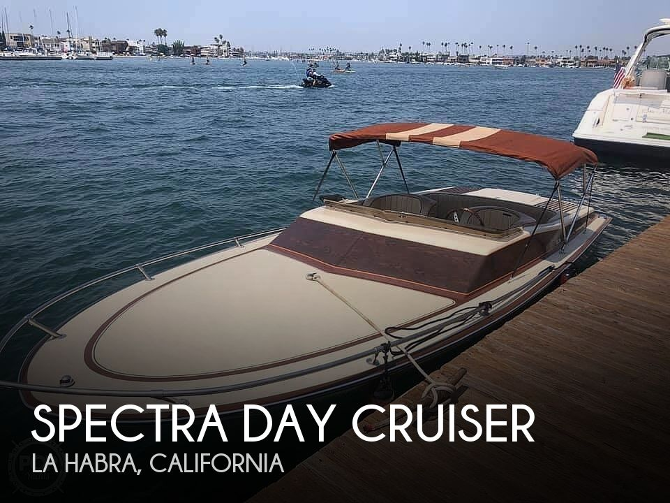 1979 Spectra boat for sale, model of the boat is Day Cruiser & Image # 1 of 41