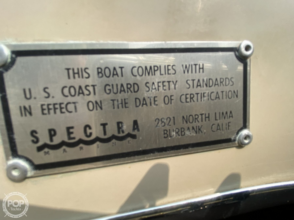 1979 Spectra boat for sale, model of the boat is Day Cruiser & Image # 32 of 41