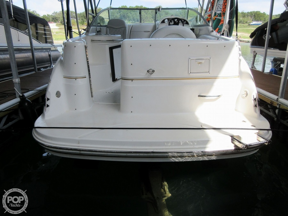 2002 Larson boat for sale, model of the boat is Cabrio 274 & Image # 36 of 40